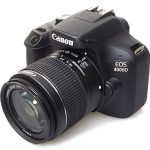 Camaras Reflex Digitales Canon