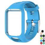 Correa Sony Smartwatch 3 Acero