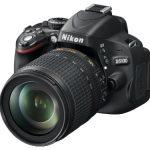 Nikon 5100 Objetivos
