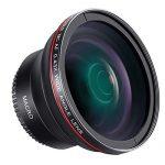 Nikon D3100 Objetivos