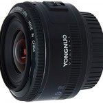 Objetivos 35mm para Canon