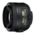 Objetivos 85mm Nikon