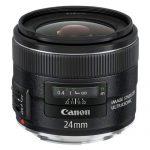 Objetivos Canon 24mm