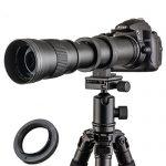 Objetivos para Nikon 5100