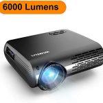 Proyector 6000 Lumenes