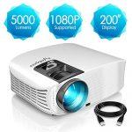 Proyector 6000 Lumens
