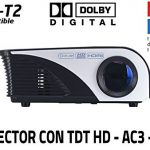 Proyector Con Smart Tv