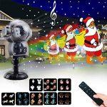 Proyector Laser Navidad Exterior