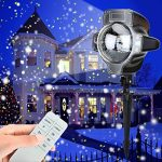 Proyector Led Navidad
