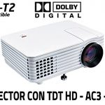 Proyector Tv Con Tdt