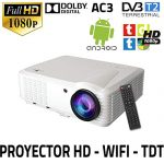 Proyector Wifi Android