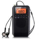 Radio con Auriculares
