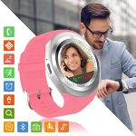 Smartwatch Android Rosa