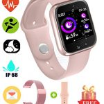 Smartwatch Mujer Rosa