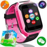 Turnmeon Niños Smartwatch Gps